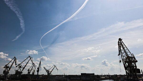 Верфи Балтийского завода