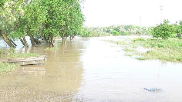Паводок на Кубани