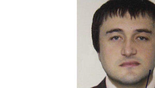 Подозреваемый в убийстве Анны Политковской Рустам Махмудов