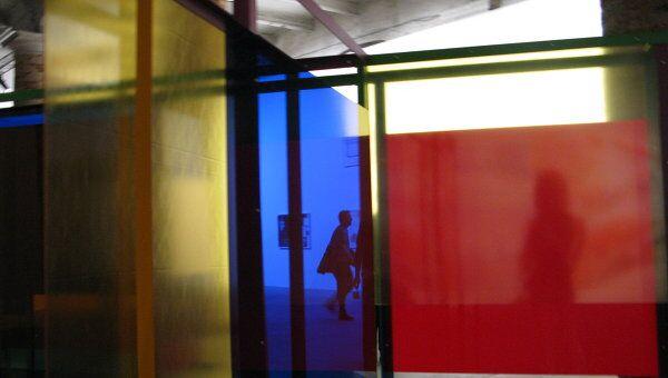 Фрагмент основной экспозиции в Арсенале