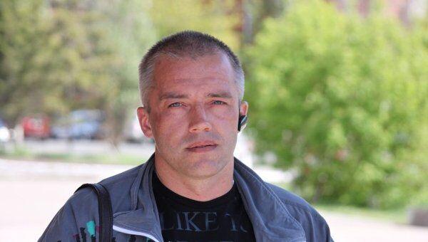 Руководитель Омского реабилитационного центра для наркозависимых Становление Дмитрий Казаченко