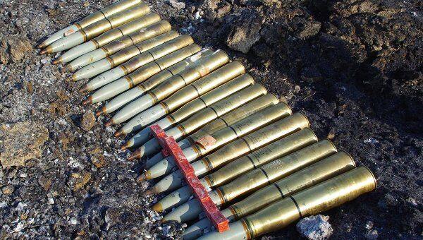Снаряды, предназначенные для утилизации. Архив