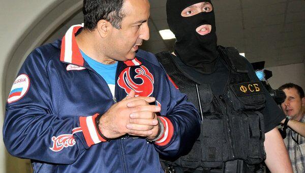 Арест Михаила Куликова