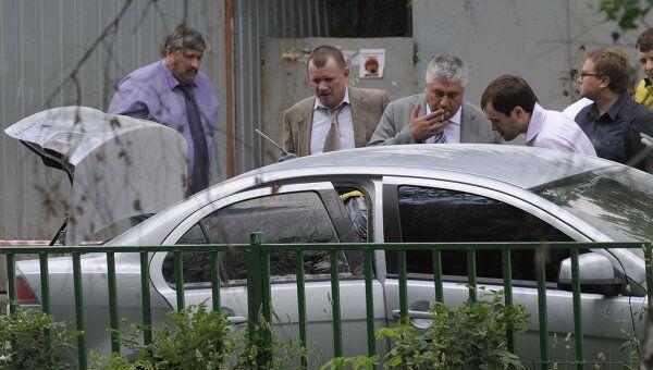 Бывший полковник Юрий Буданов убит в Москве