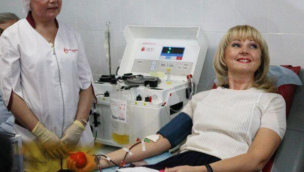Министр здравоохранения и социального развития РФ Татьяна Голикова посетила ФМБА России