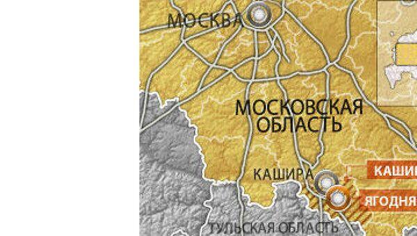 Каширский район Подмосковья