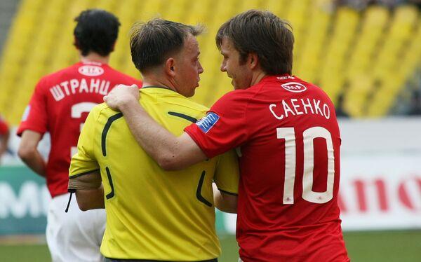Владимир Петтай и Иван Саенко (слева направо)
