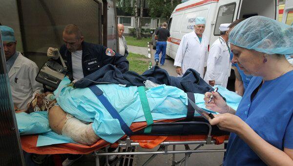 Пострадавшие в авиакатастрофе под Петрозаводском