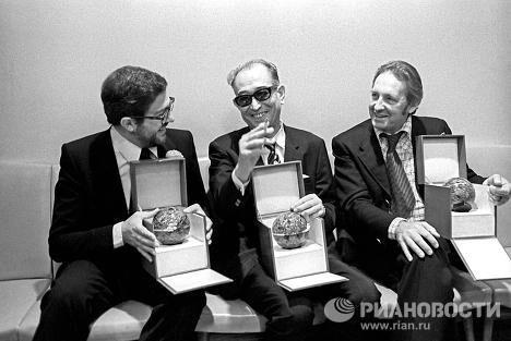 Победители  IX Московского кинофестиваля 1975 года
