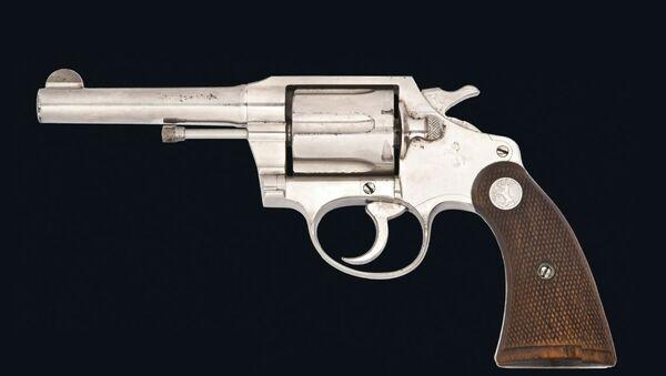 Револьвер. Архивное фото