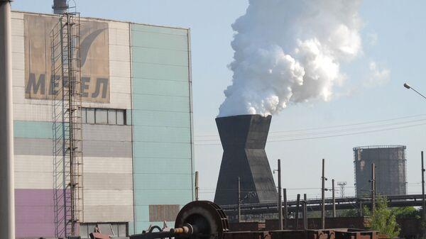Челябинский металлургический комбинат, архивное фото