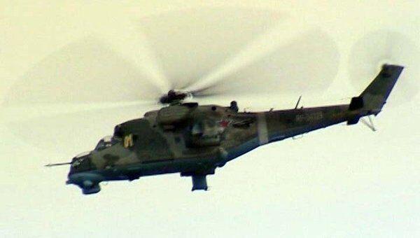 Вертолеты и бронетехнику подключили к спецоперации в Дагестане