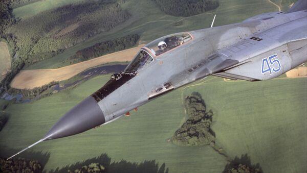 МиГ-29, архивное фото