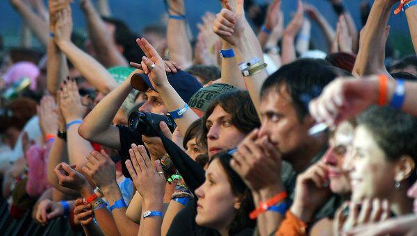 Рок-фестиваль Нашествие