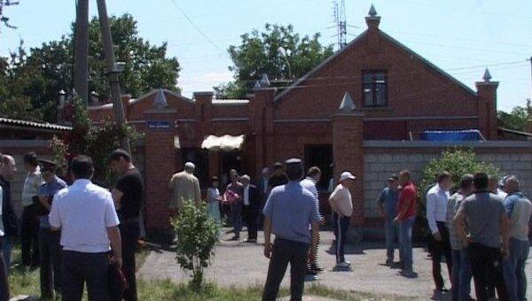 Взрыв газа произошел в частном доме в центре Владикавказа
