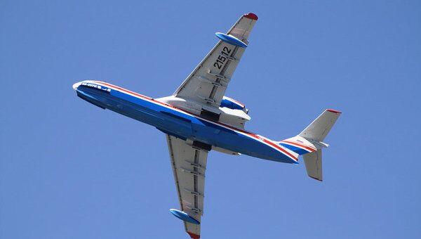 Многоцелевой самолет Бе-200