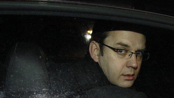 Бывший главный редактор британского воскресного таблоида News of the World Энди Коулсон