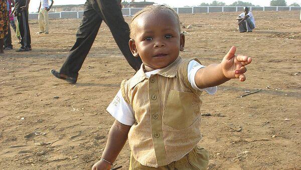 Южный Судан. Архивное фото