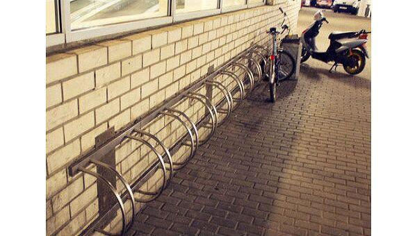 Столичные велопарковки
