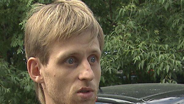 Блогер Терновский рассказал, как неизвестные обстреляли его автомобиль