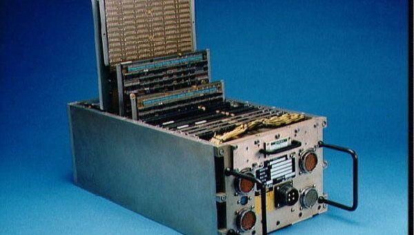 Компьютеры общего назначения GPC, установленные на борту шаттла Атлантис