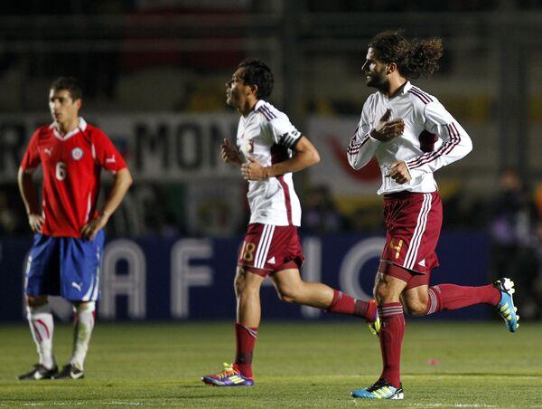 Футболисты сборной Венесуэлы