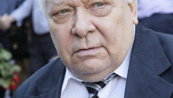 Председатель Союза композиторов России Владислав Казенин, архивное фото