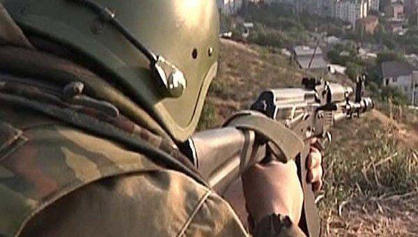 Силовики уничтожили главаря каспийской бандгруппы. Видео с места спецоперации