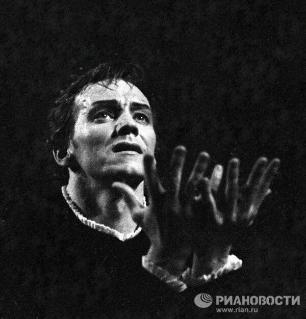 Народный артист РСФСР Лиепа