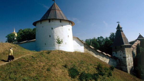 Псково-Печёрский мужской монастырь. Архив