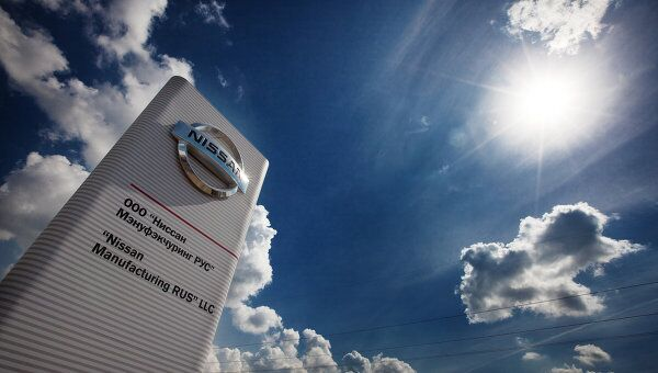 Чистая прибыль Nissan в I кв 2011-2012 фингода снизилась на 20,3%