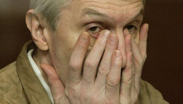 Платон Лебедев дает показания в Хамовническом суде города Москвы