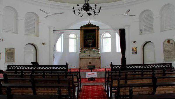 Армянская церковь Св. Григория Просветителя в Сингапуре