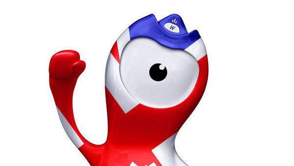 Уэнлок - символ Летних Олимпийских игр 2012 года в Лондоне