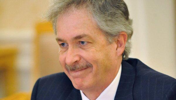 Заместитель госсекретаря США Уильям Бернс. Архивное фото