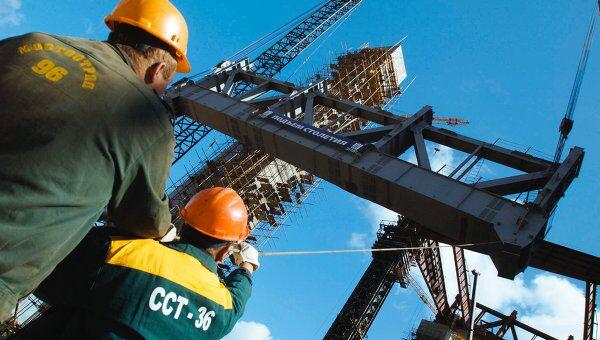 Российские строители надеются на стабилизацию в отрасли к концу года