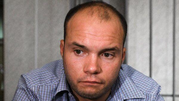 Арест участника организованной преступной группы А.Славянского