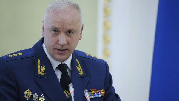 Александр Бастрыкин. Архив
