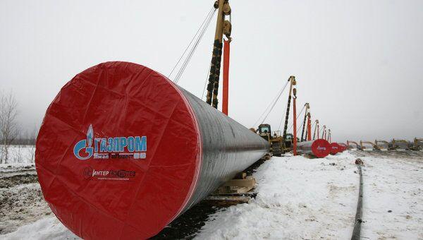 Газпром разделяет мнение Европы о цене на газ для Украины