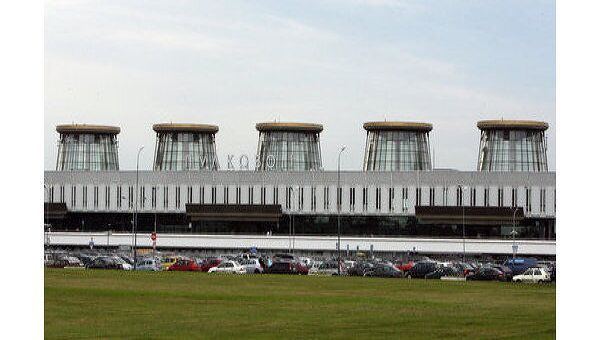 Аэропорт Пулково