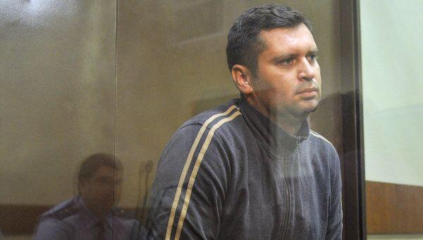 Останкинский суд Москвы продлил срок задержания замгендиректора Третьяковской галереи О. Беликова