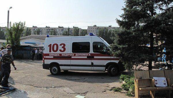 Украинская скорая помощь. Архив