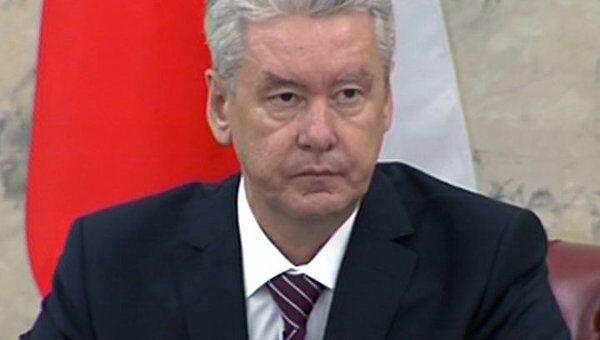 Заммэра доложил Собянину о срыве плана по укладке плитки в Москве