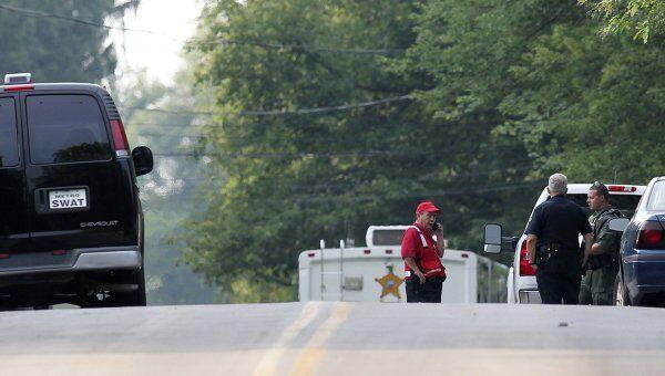 Мужчина из-за семейной ссоры застрелил 7 человек в штате Огайо в США