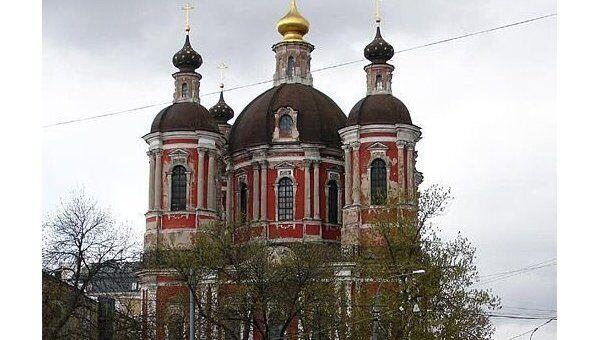 церковь святого Климента. Архив