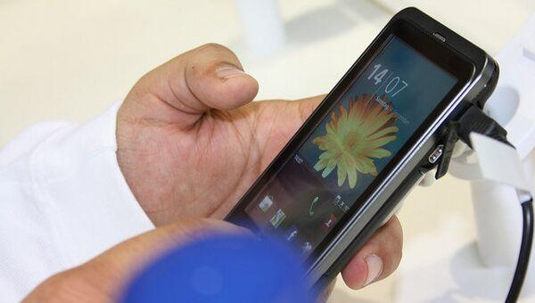 Телефон на платформе Android