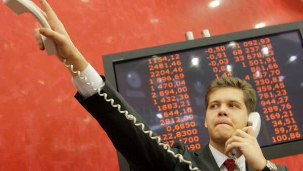 Торги вторника начались на рынке акций РФ умеренно позитивно