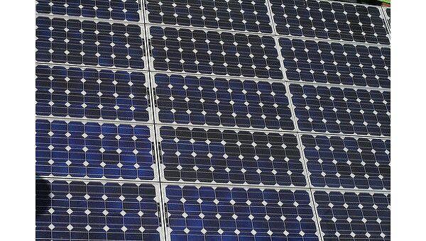 Солнечная батарея. Архив