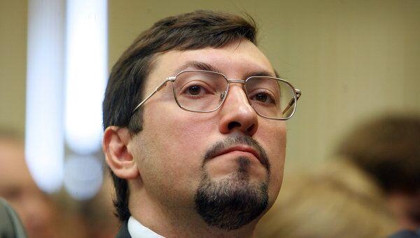 Лидер Движения против нелегальной иммиграции (ДПНИ) Александр Белов. Архивное фото