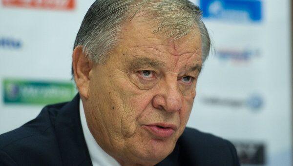Президент футбольной ассоциации Сербии Томислав Караджич. Архивное фото